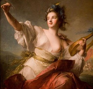 Terpsichore,+Muse+of+Music+and+Dance.