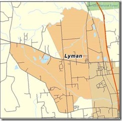 Lyman Mississippi real estate